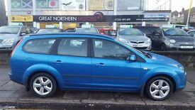 Ford Focus 2.0 TDCi Zetec Climate Estate