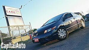 2006 Honda Civic Coupe *Safetied*