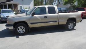 2005 Chevrolet Silverado 1500 tps incluse 7500