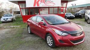 2011 Hyundai Elantra GLS| 1 OWNER & ACCIDENT FREE!