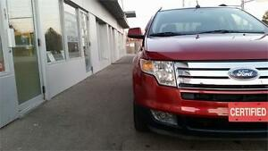 2007 Ford Edge SE AWD Accident Free CarProof Clean.