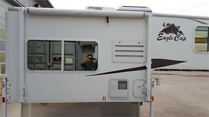 Pre-owned Truck Camper, 711 Eagle Cap Short or Long Box