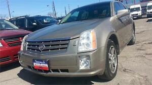 2004 Cadillac SRX V8, LEATHER, PANO-ROOF