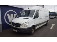 2011 Mercedes Benz Sprinter 2.2 CDi 313