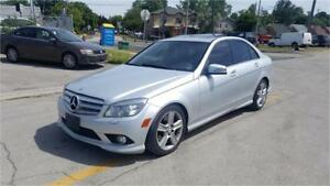 2010 Mercedes-Benz C-Class C 300 3.0L 7 Speed Automatic 4Matic