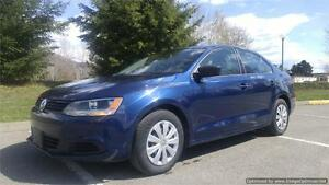 2013 VOLKSWAGEN JETTA *ONE OWNER, LOW KMS*