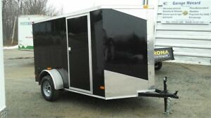 2018 New 6x10 VNOSE TRAILER ENCLOSED CARGO