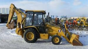 1998 CAT 416C RUBBER TIRE BACKHOE