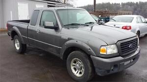 Ford Ranger 2007 2wd