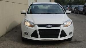 2012 Ford Focus SE with safety certificate