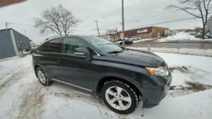 2010 Lexus RX 350 AWD ONE OWNER SERVICE RECORD AVAILABLE