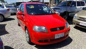 Amazing Value - Auto 2008 Holden Barina Hatch - 1 Year Warranty Westcourt Cairns City Preview