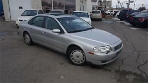 2004 Volvo S80 AUTOMATIQUE / CUIR / TOIT OUVRANT / MAGS / FULL!!