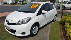 Automatic 2013 Toyota Yaris Hatch - 1 Owner - Full Service Book Westcourt Cairns City Preview