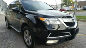2011 Acura MDX Tech Pkg NAVI ACCIDENT FREE FINANCING AVAILABLE