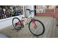 Raleigh Max Full Suspension Mountain Bike