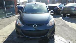 MAZDA 2 AUTOMATIQUE 2012 BAS MILLAGES  PRIX IMBATTABLE
