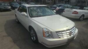 2006 Cadillac DTS  IN MINT CONDITION ONLY 131,076KM
