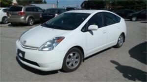 2004 Toyota Prius Hybrid-Electric! Amazing on Gas! Certified!