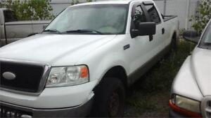 2007 Ford F-150 XLT runs and drives as.is deal 2wd 4.6l