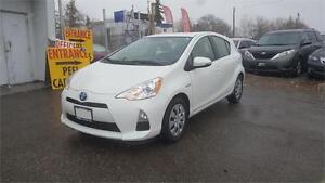2013 Toyota Prius c|ACCIDENT FREE|45K|HYBRID|
