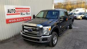 2015 Ford Super Duty F-350 SRW XLT -- DIESEL --