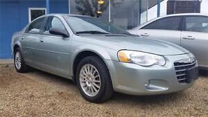 2005 Chrysler Sebring Sdn Touring