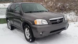 2006 MAZDA TRIBUTE , AWD 5 VITESSE ,AIR , BONNE CONDITION