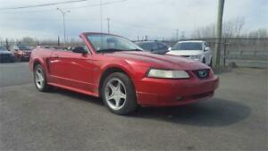 2000 Ford Mustang GT V8 4.6 **CONVERTIBLE/AUTOMATIQUE/G.ÉLECT.**