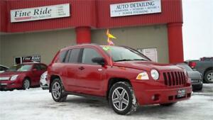 2009 Jeep Compass Rocky Mountain Edition 4X4 *ONLY 120,000kms!*