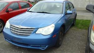 2007 Chrysler Sebring Sdn runs and drives as.is deal