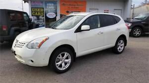 2010 Nissan Rogue SL-AWD,Keyless Entry,Heated Seats,Alloy Wheels