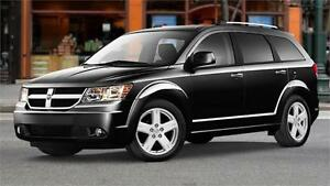 2009 Dodge Journey SXT NEW MVI, 7 PASS, GOOD ON GAS!