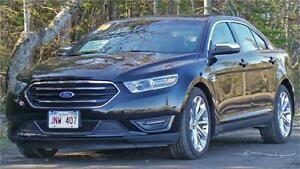 2016 Ford Taurus Limited (Leather,Moonroof,NAV!)