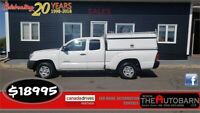 2014 TOYOTA TACOMA 2WD EXTENDED CAB WORK TRUCK - CRUISE, 106k