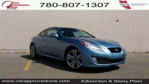 2010 Hyundai Genesis Coupe Leather LOW KM