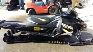2012 Ski Doo Summit 154 X
