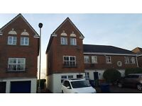 A four bedroom town house located in Temple Cowley