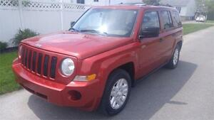 JEEP PATRIOT NORTH ÉDITION  AWD full toit....