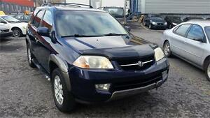 ACURA MDX FULL LOAD 7PLACES