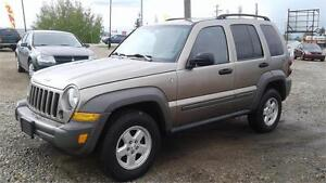 ***2007 JEEP LIBERTY 4X4 SPORT***FULLY INSPECTED***