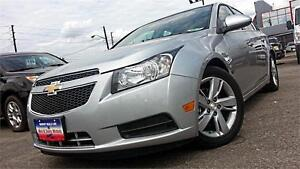 2014 Chevrolet Cruze DIESEL!!!Auto,LEATHER,REAR CAM,Heat.Seats