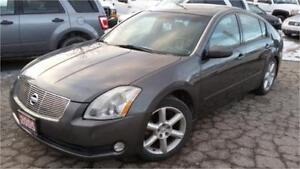 2005 Nissan Maxima SE, Fully Loaded, 4 Doors, *ONLY 111000KM!*
