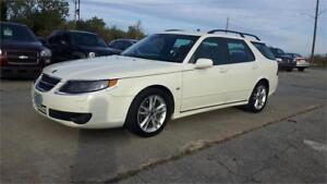 2008 Saab 9-5 Auto Wagon 2.3L turbo