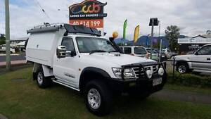4.2 Litre Turbo Diesel - Nissan Patrol Ute with HEAPS of EXTRA'S Westcourt Cairns City Preview