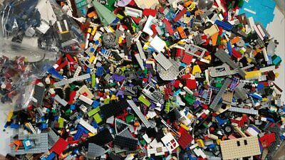 LEGO 17 lbs Bulk Loose Parts Lot 34