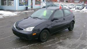 2007 Ford Focus Coupe !