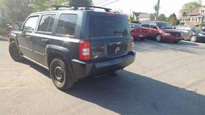 2008 Jeep Patriot Sport 4X4 FINANCEMENT AUCUN CAS REFUSÉ!!