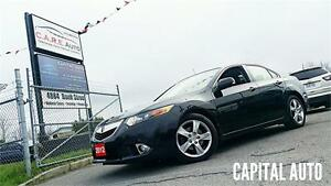 2012 Acura TSX-Safety, Etest, from 168$ bi-weekly OAC