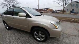 2006 Lexus RX 400h ECONOMICAL ONE OWNER FINANCING AVAILABLE